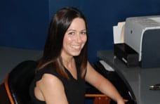 Photo of Sarah -Scheduling Coordinator