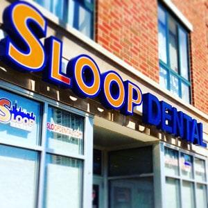 Outside Sloop Dental